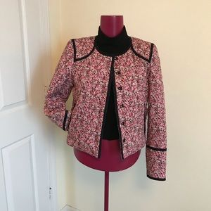 J.Crew Liberty Quilted Jacket